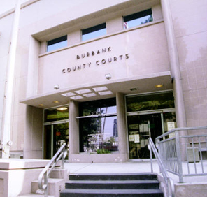 burbank courthouse - jpl process service (866) 754-0520